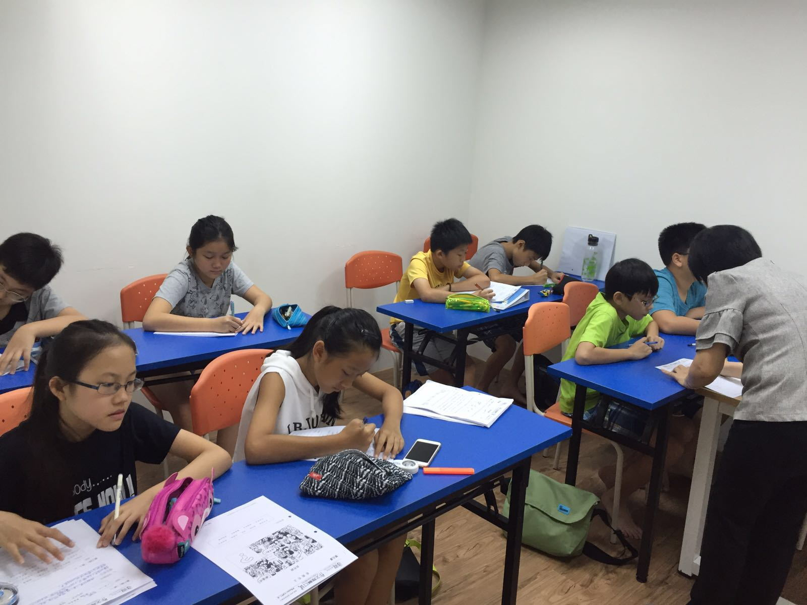 Chinese Language Lessons(CL) (P1 – P6)
