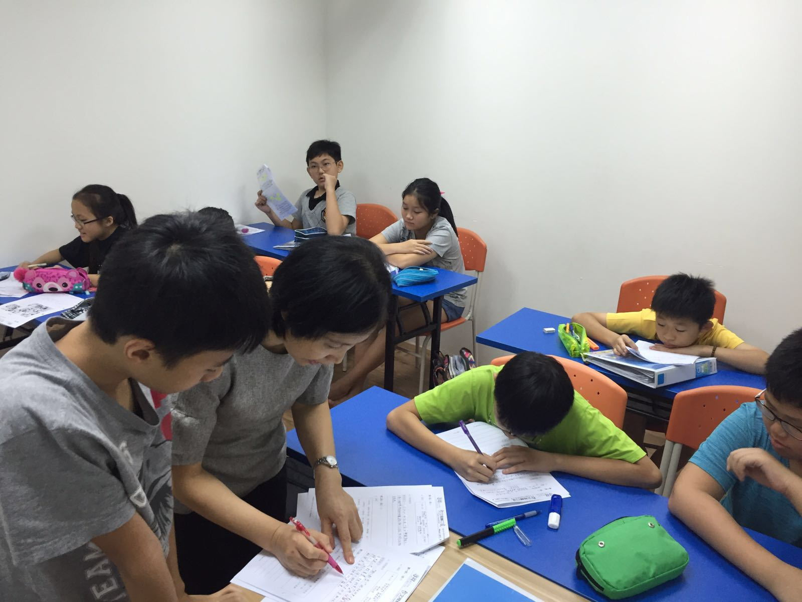 PSLE drilling (P6)